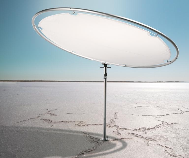 sonnenschirm von umbrosa zimmermann sonnenschutzsysteme berlin. Black Bedroom Furniture Sets. Home Design Ideas