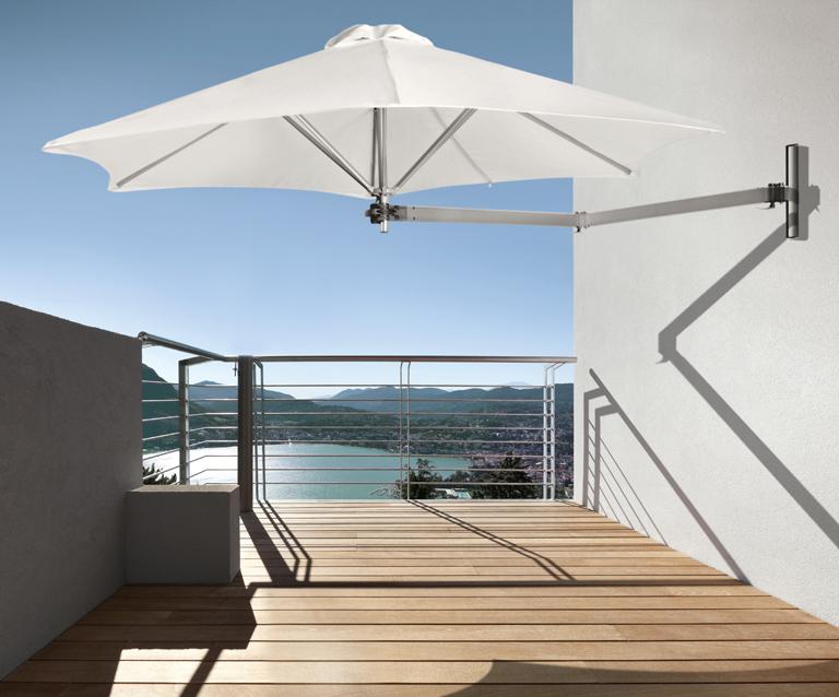 sonnenschirm von umbrosa zimmermann sonnenschutzsysteme. Black Bedroom Furniture Sets. Home Design Ideas